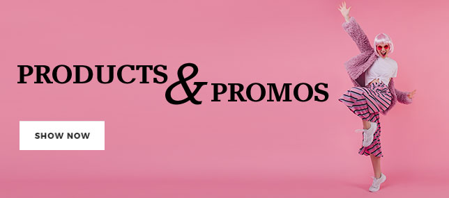 Products & Promos