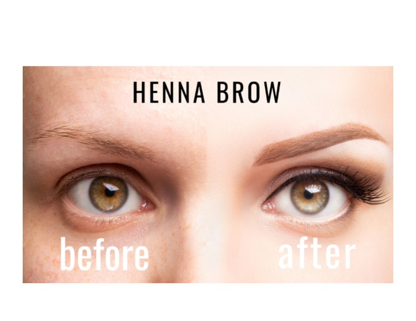 HENNA BROWS BROW TINTING IN WINNIPEG