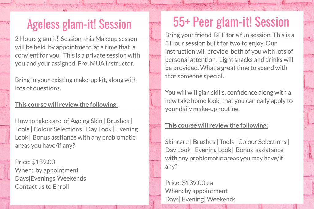 55+ makeup lessons for maturing women winnipeg canada