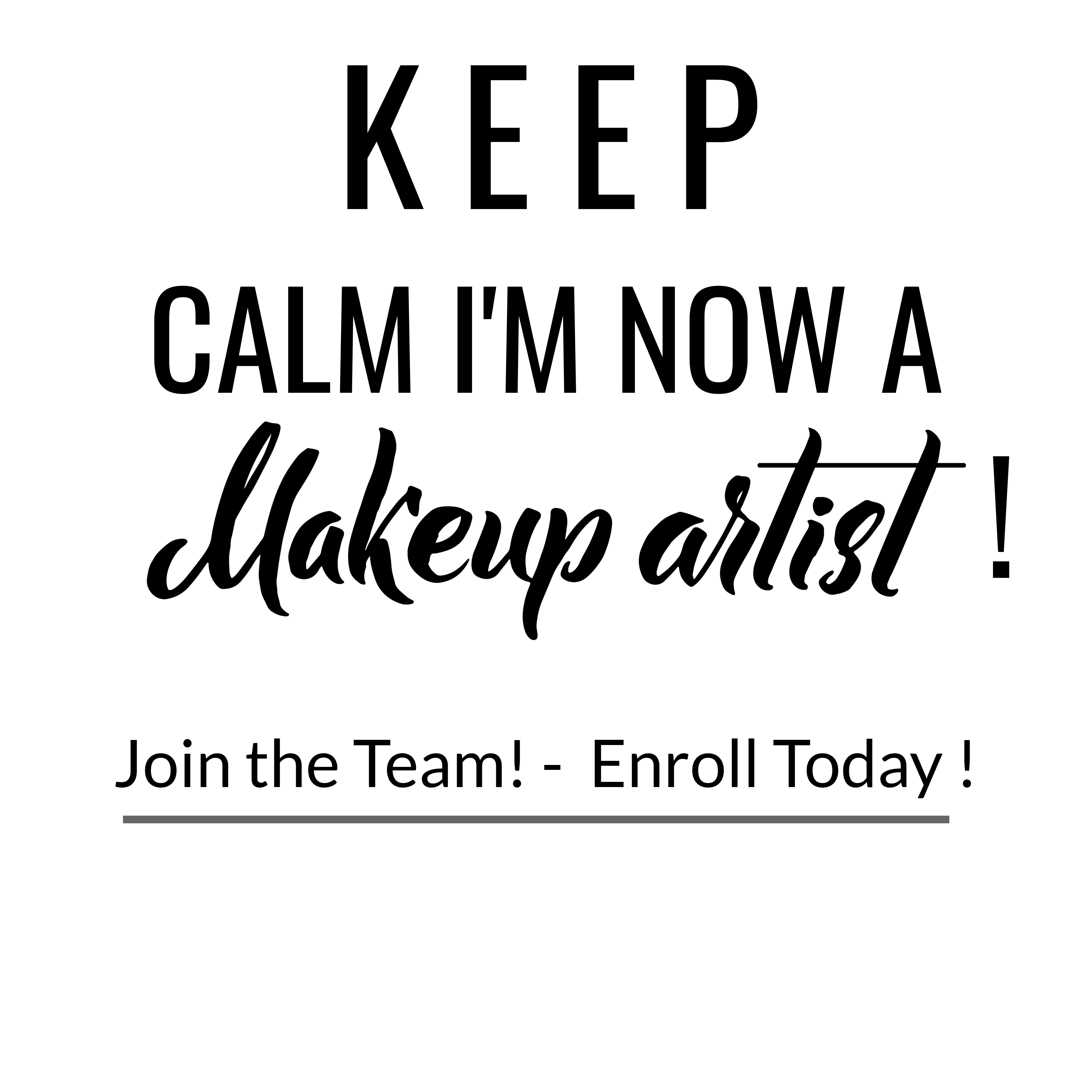 makeup artist programs education training
