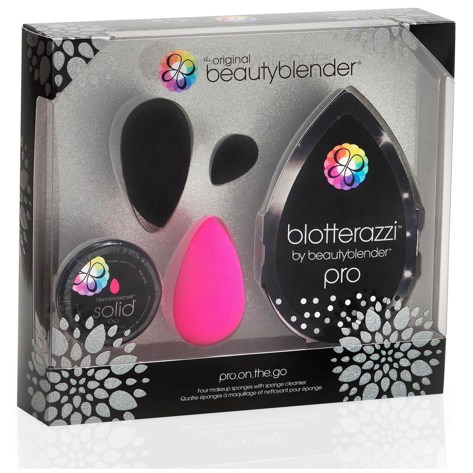 Beauty Blender Original Vs Pro: THE ORIGINAL BEAUTY BLENDER - PRO ON THE GO KIT