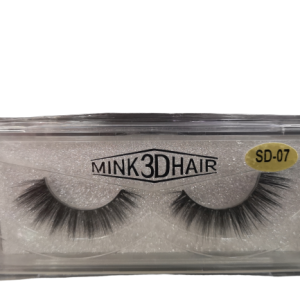 Sheriff Cosmetics 3D Mink Eyelashes