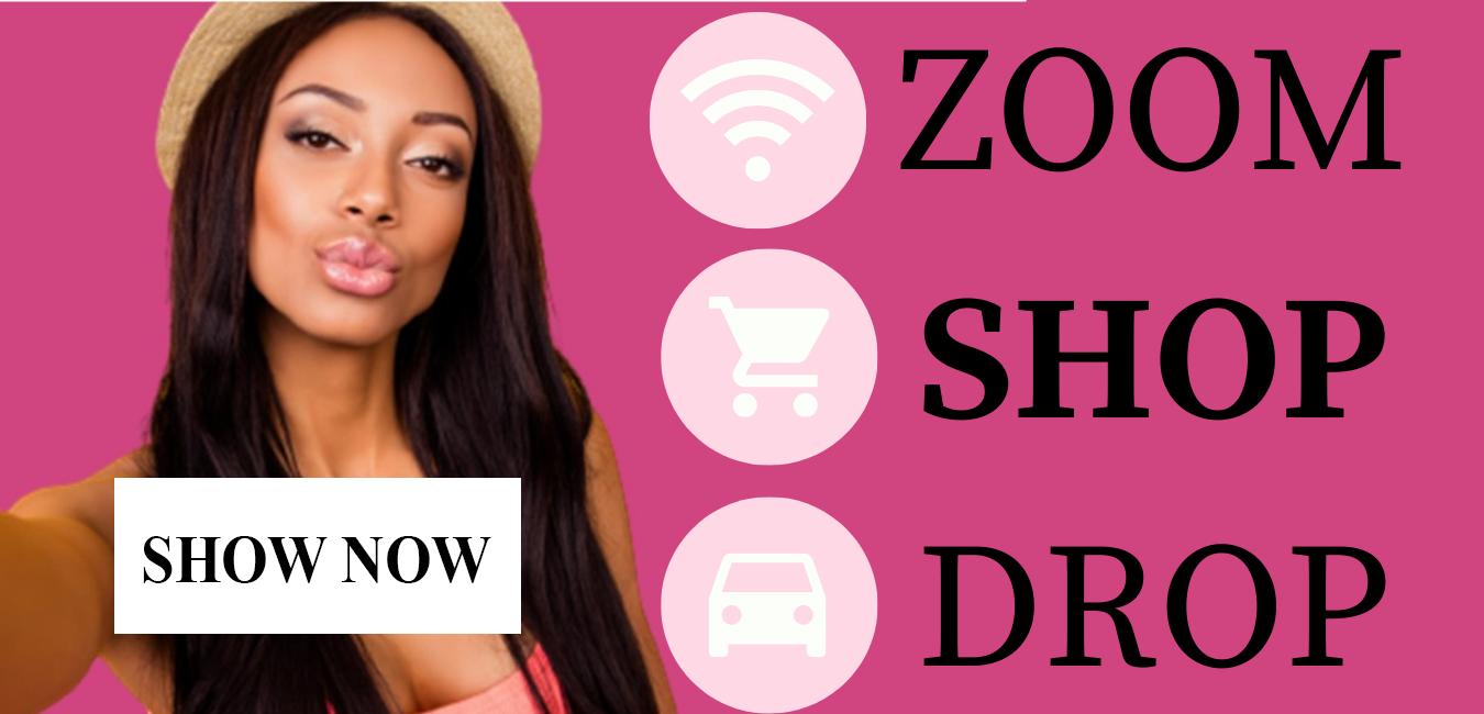 Zoom Makeup Shopping