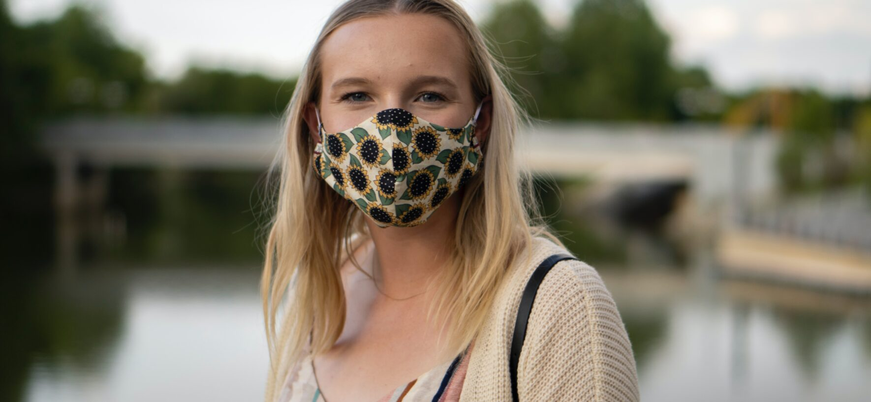 How to Keep Your Makeup From Transferring Onto Your Mask